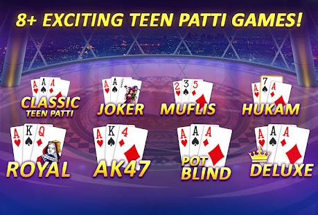 Download Teen Patti Gold - 3 Patti, Rummy, Poker Card Game APK to PC