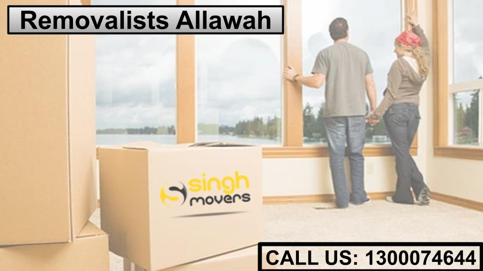 Removalists Allawah