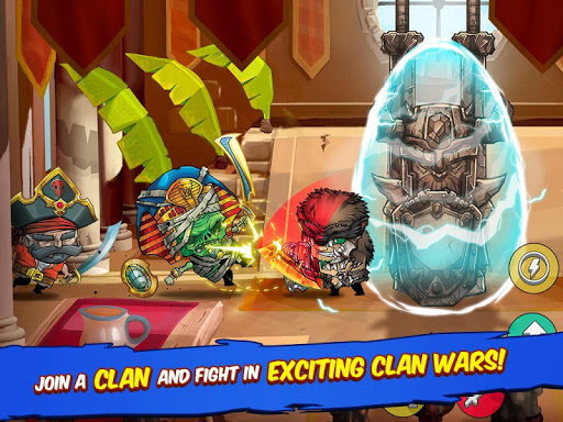 Tiny Gladiators - Fighting Tournament screenshot 10