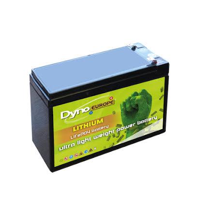 Lithium-Ion batteri(LiFePO4) 12,8V/7,5Ah