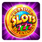 Treasure Slots Adventures: spin and win fun worlds