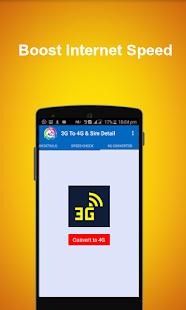 3G To 4G Converter 2017 - Simulator - náhled