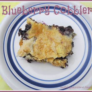 Blueberry Dessert Yellow Cake Mix Recipes.