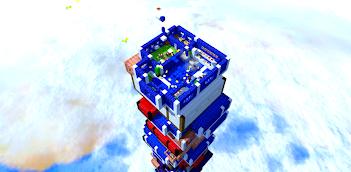 Jouez à Tower Craft 3D - Jeu de construction idle sur PC, le tour est joué, pas à pas!