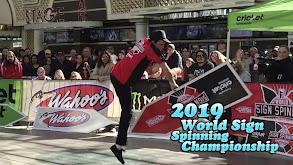 2019 World Sign Spinning Championship thumbnail