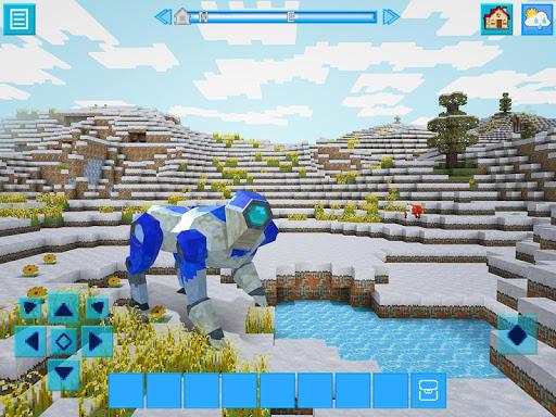RoboCraft: Building & Survival Craft - Robot World 4.2.6 screenshots 6
