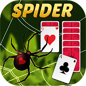 Spider Solitaire with Themes