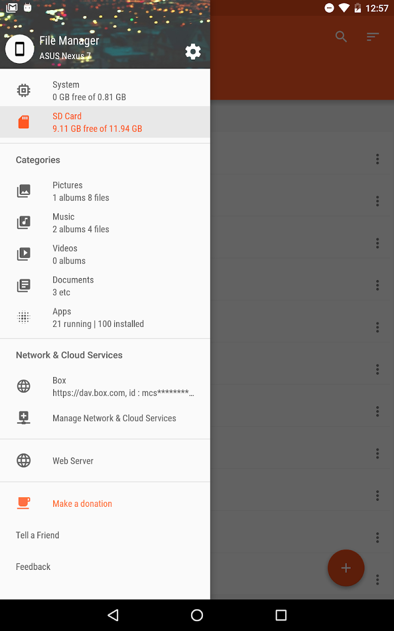 N Files - File Manager & Explorer Screenshot 13