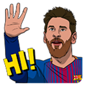 Barcelona Sticker Pack