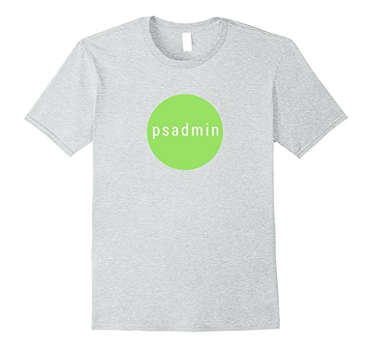 psadmin heather grey