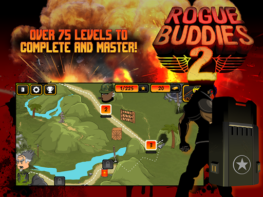 Rogue buddies 2 1.1.0 gameplay | by HackJr.Pw 2