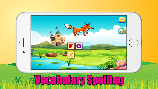 ABC 123 Kids Game - Vocab Phonics Tracing Spelling 1.0.0 screenshots 4
