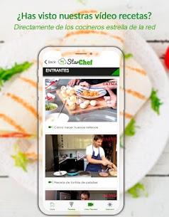 StarChef – Recetas Premium de Cocina en Español 4