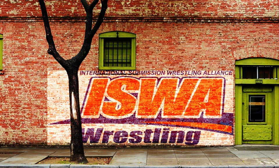 ISWA Wrestling- screenshot