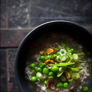 Rice Soup.