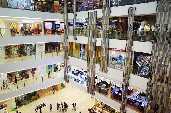 Siêu thị là một phần trong quy trình bán hàng của thương mại hiện đại