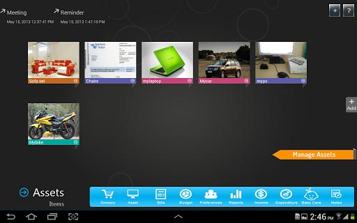 SmartDiva - Home Management screenshot 2
