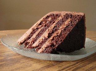 Best-ever Chocolate Cake Recipe