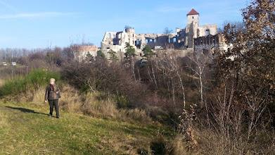 Photo: GB230020 Rudno - ruiny Zamku Tenczyn