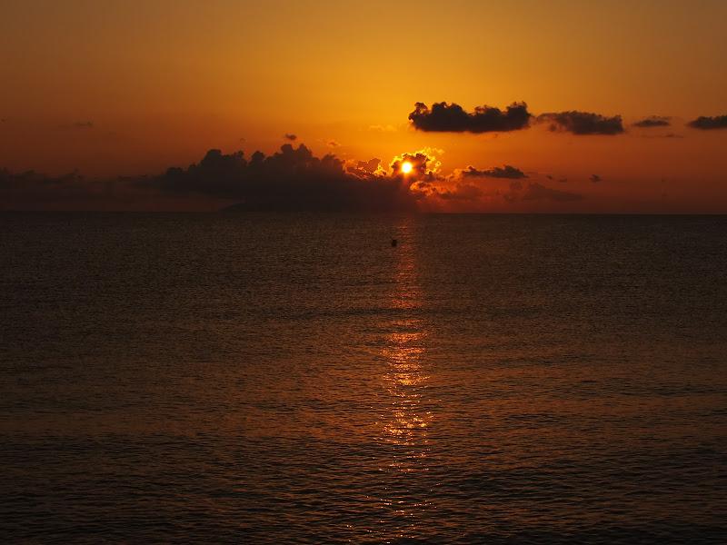 L'alba in Corsica di biloscurio