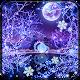 Winter Snow HD Live Wallpaper