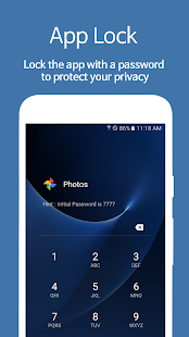 AppLock - Fingerprint- screenshot thumbnail