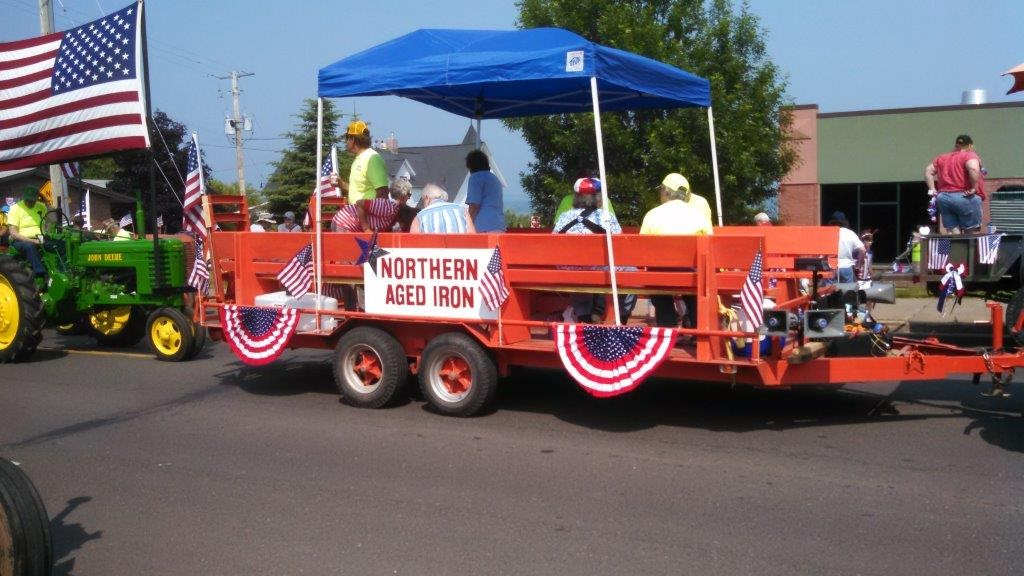 Ashland 4th of July Parade July 4, 2015