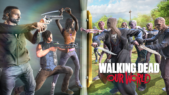 The Walking Dead: Our World мод