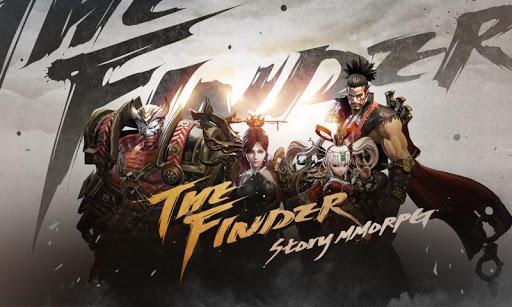 더 파인더 - Story MMORPG The Finder 1.12.3.0 screenshots 1