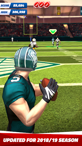 Flick Quarterback 19 4.2_23 screenshots 1