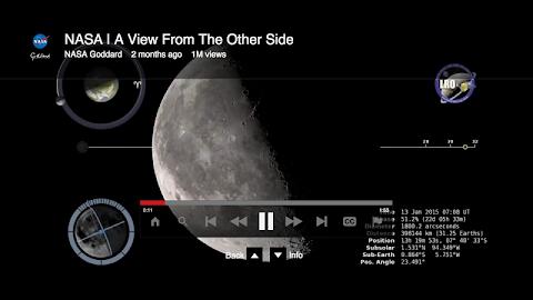 YouTube for Google TV Screenshot 3