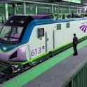 Train Driving 3D 2020:Free Train Simulator Games icon