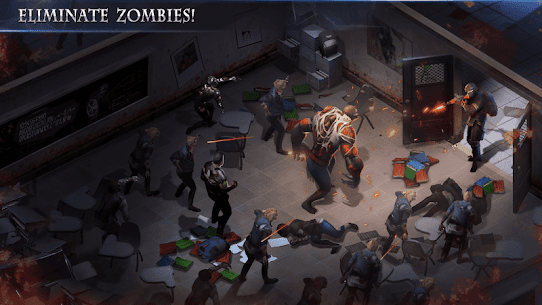 WarZ: Law of Survival MOD 1.8.7 (Unlimited Weapon/Armor) Apk + Data 10