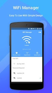 WiFi Manager Apk – Analyze Network Connection 3