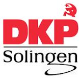 Logo: DKP Solingen.