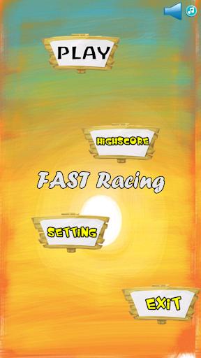 3D Fast Car Racing