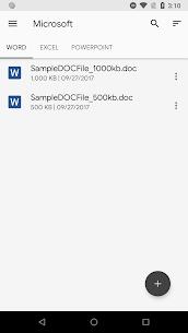 N Docs – Office, Pdf, Text, Markup, Code, Ebook v3.6.5 [Mod] APK 4