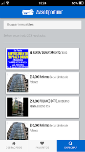Aviso Oportuno Inmuebles- screenshot thumbnail