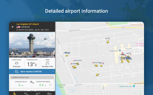 Flightradar24 Flight Tracker 8.9.0 screenshots 12