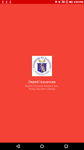 Deped Issuances - náhled