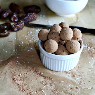 Coconut Almond Energy Bites.