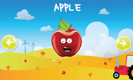 Download Learn Fruit Nmes:Quiz For Kids APK for Android