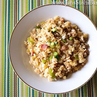 Lamb Dirty Rice