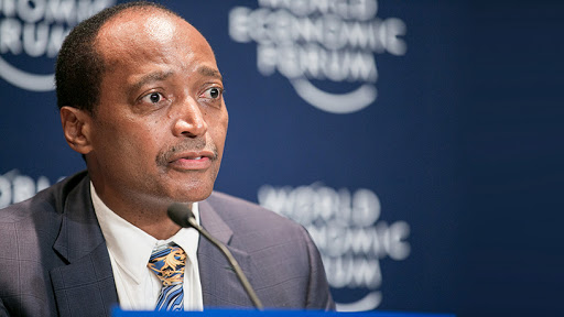 Dr Patrice Motsepe, founder and chairman of the Motsepe Foundation.