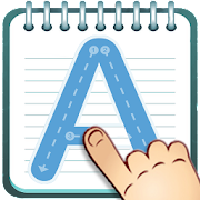 Alphabet writing for kids 1.5 Icon