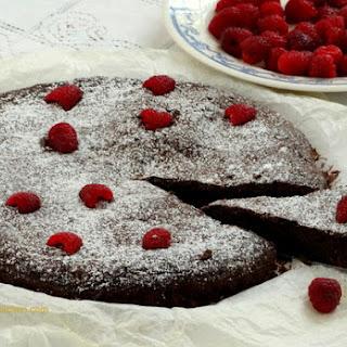 yeast free Tenerina cake