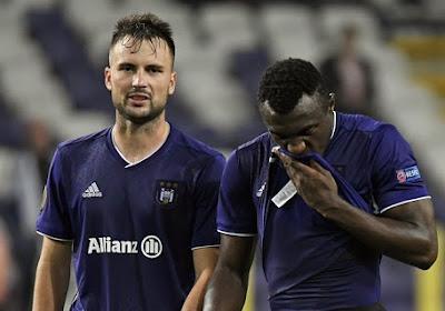 Anderlecht krijgt verdediger terug die ze liever nog niet hadden zien terugkeren