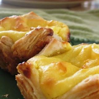 Portuguese Custard Tarts - Pasteis de Nata.