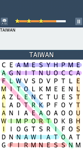 Word Search King modavailable screenshots 1