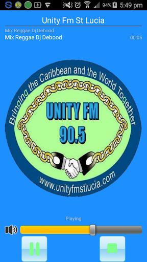 Unity Fm St Lucia Radio
